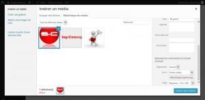 4 Intégrer des médias ou images dans WordPress